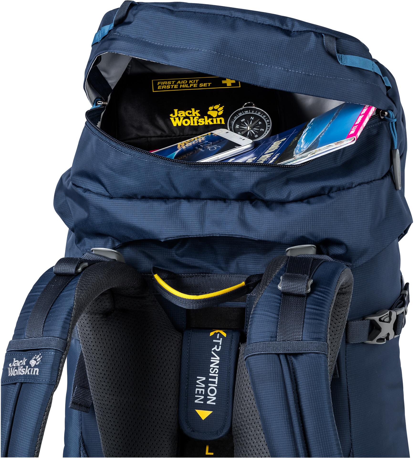 Jack Wolfskin Highland Trail 55 Rucksack Damen dark indigo